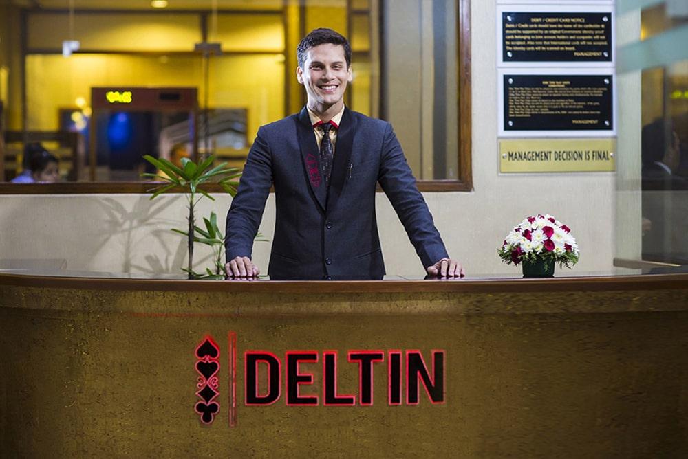 Deltin Dress Code