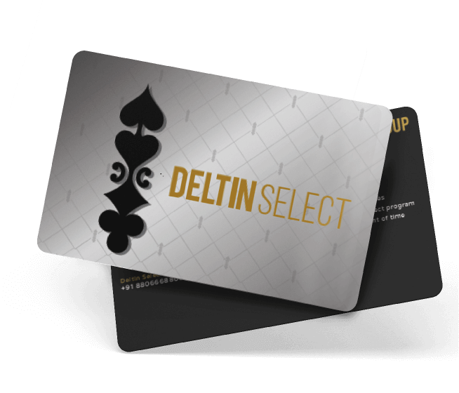 Deltin Select Card