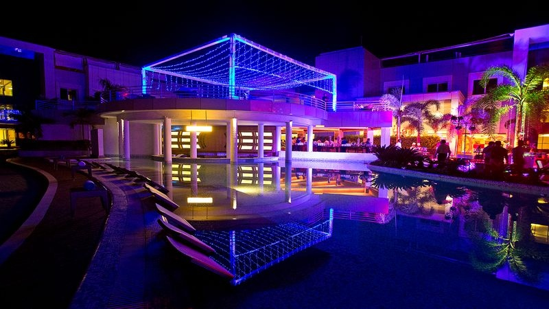 VENUE BY THE POOL