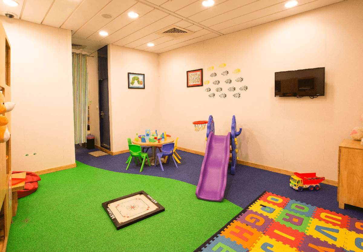 Deltin kids room