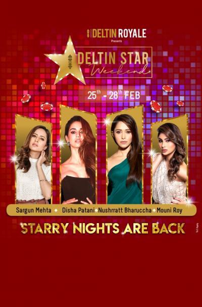 Deltin Star Weekends